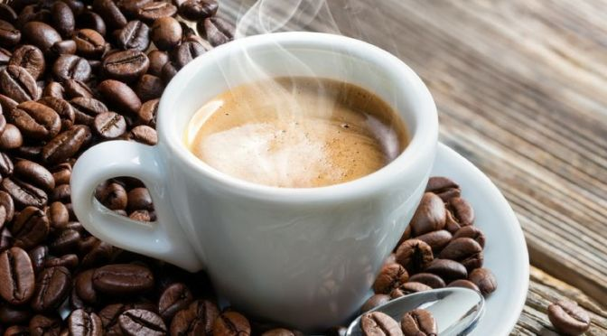 Drink your Caffeine! (Benefits and why you should)