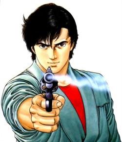 Ryu Saeba, from City Hunter